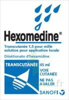 Hexomedine Transcutanee 1,5 Pour Mille, Solution Pour Application Locale à LA FARE-LES-OLIVIERS